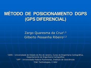 O QUE É O DGPS - Georeferencial