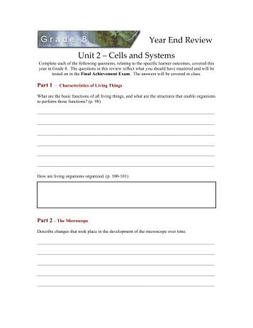 science focus 7 unit 2 pdf