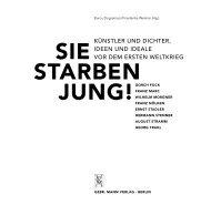 und Leseprobe - Gebr. Mann Verlag