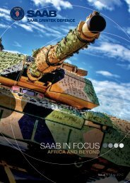 Saab Grintek Defence Publishes Newsletter