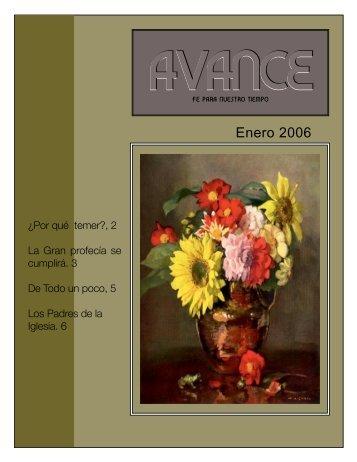 Enero 2006 - iglededios.org