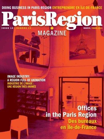 doing business in paris region entreprendre en île - Centro de ...