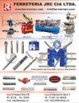 Herramientas de Diamante y CBN: - Revista Metal Actual - Page 7
