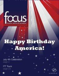 July Focus Magazine - MWR