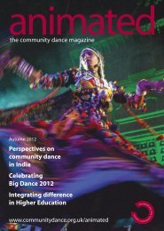 Perspectives on community dance in India Celebrating Big Dance ...