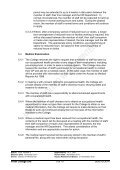 Sickness Absence Procedure - Perth College - Page 7