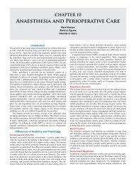 10. Anaesthesia & Perioperative Care - Global HELP