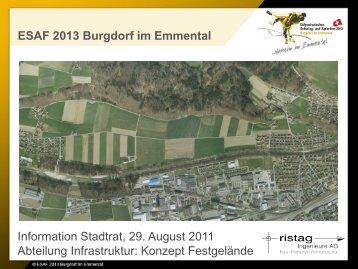 Festgelände - Burgdorf