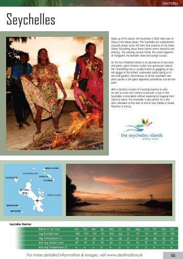 Seychelles - Caribbean Collection