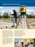 LL600 Laser Level LL600 Laser Level - Page 2