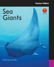 TE Sea Giants pages