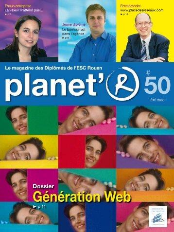 Planet R n°50