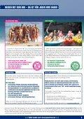 PFINGSTEN, SOMMER & HERBST - Jugendreisen ERD - Seite 3