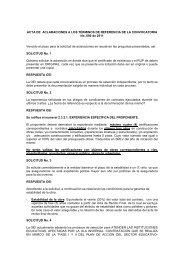 aclaratoria - OEI