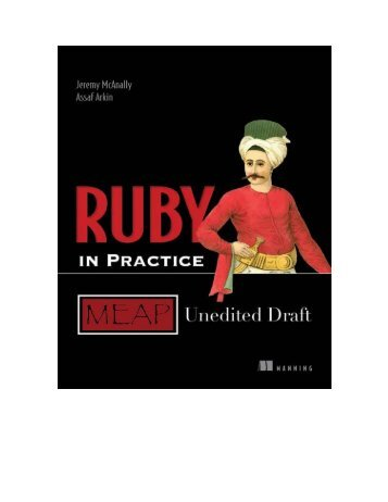 1 Ruby under the Microscope - Manning Publications