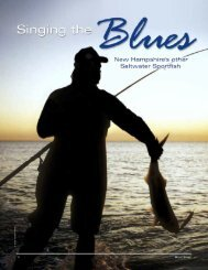 Singing the Blues - New Hampshire Fish and Game Department