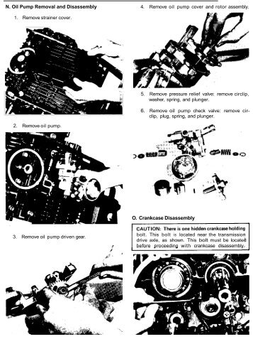 Engine Overhaul 2 - Biker.net