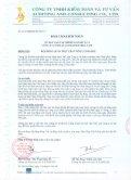 VSG: Báo cáo tài chính kiểm toán năm 2007 - SJCS - Page 6