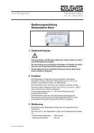 Bedienungsanleitung Funk-Präsenzmelder - Eibmarkt.com