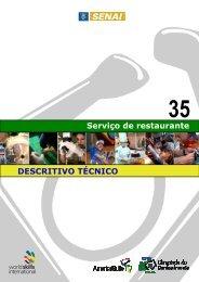 Serviço de restaurante DESCRITIVO TÉCNICO