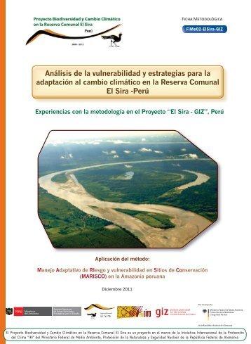 Documento - Riesgo y Cambio Climático