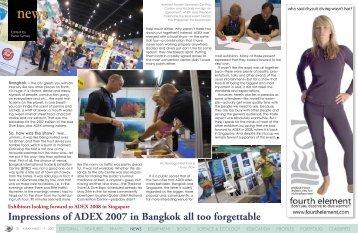 news - X-Ray Magazine