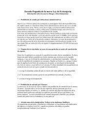 Escuela Pequeña de la nueva Ley de Extranjería - No Racism