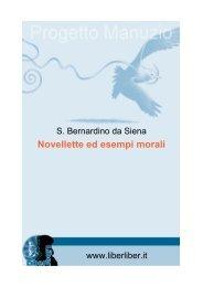 Novellette ed esempi morali - Liber Liber