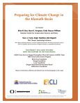 Preparing for Climate Change in the Klamath Basin (2009) - Page 3