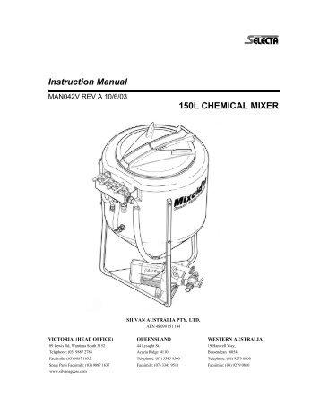 Download Manual - Silvan Australia