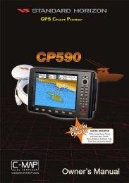CP590 owner's manual - Binnacle.com