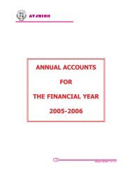 Annual Accounts - Ali Yavar Jung National Institute for the Hearing ...