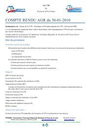 Compte rendu AG CTR - Commission technique régionale Bretagne ...