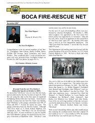 FireRescue November 2007.pub - City of Boca Raton