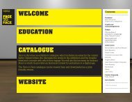 Exhibition catalogue - DLux Media Arts