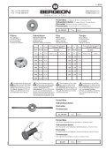 Etau d'établi amovible pour horloger Werktisch ... - Bergeon SA - Page 3