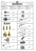 Etau d'établi amovible pour horloger Werktisch ... - Bergeon SA - Page 7