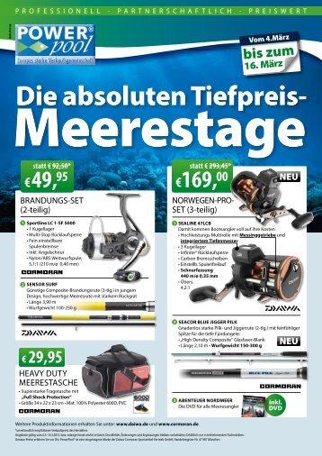 Die absoluten Tiefpreis - Angelgeräte Heckmann