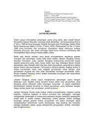 Lampiran Peraturan Komisi Pengawas Persaingan Usaha - KPPU