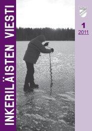 1/2011 - Suomen Inkeri-liitto ry