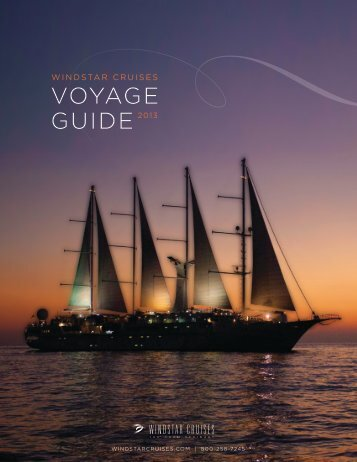 VOYAGE GUIDE - DC Travel