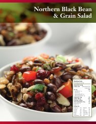 Northern Black Bean & Grain Salad - Pulse Canada
