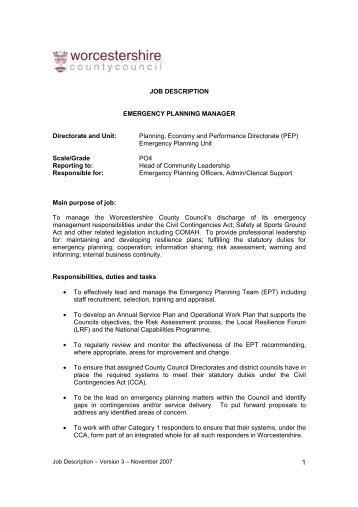 Commercial Manager Job Description  StaruptalentCom