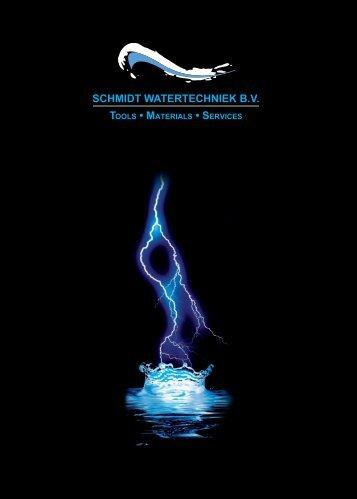 36088-10 schmidt omslag.indd - Schmidt Watertechniek