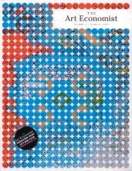 David Ellis - Art Econoimist (PDF) - Joshua Liner Gallery
