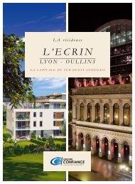 OULLINS L'ECRIN - Confiance Immobilier