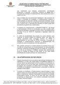 CHAMADA PÚBLICA Nº 01/2011 - Secretaria da Administração ... - Page 7