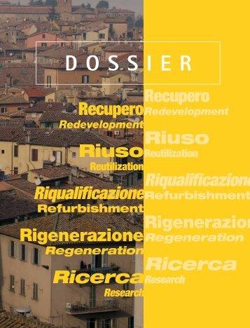 Dossier Recupero Ricerca - Spinner