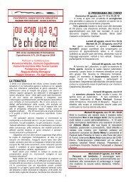 1 movimento cooperazione educativa LA ... - Edizioni Junior