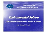 Environmental Sphere - Sustainable Development Academy
